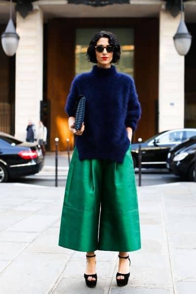 street-style-cropped-palazzo-pants
