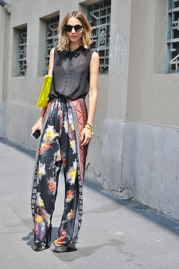 street-style-palazzo-pants