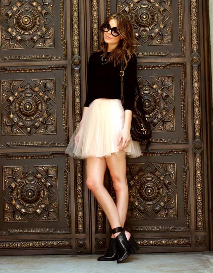 street-style-tulle-skirts-mini