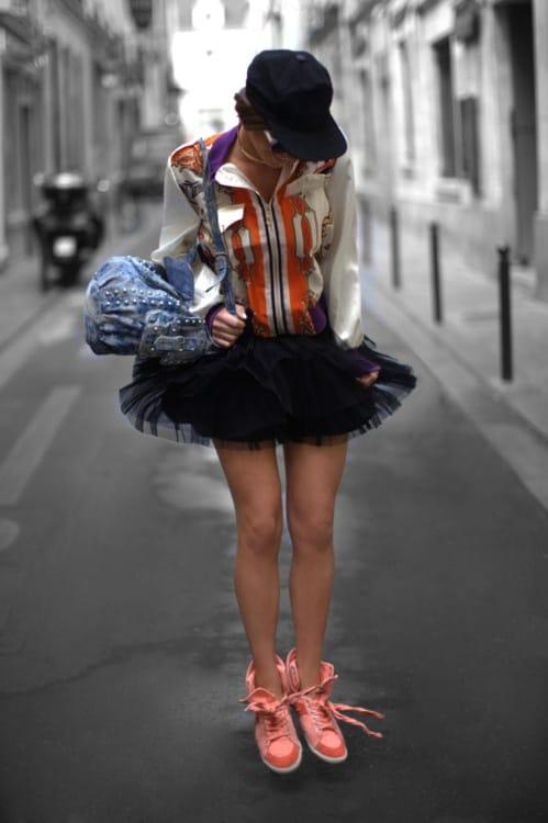 Black Tutu Skirt Fashion