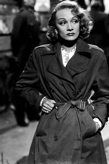 trench-coats-Marlene-Dietrich