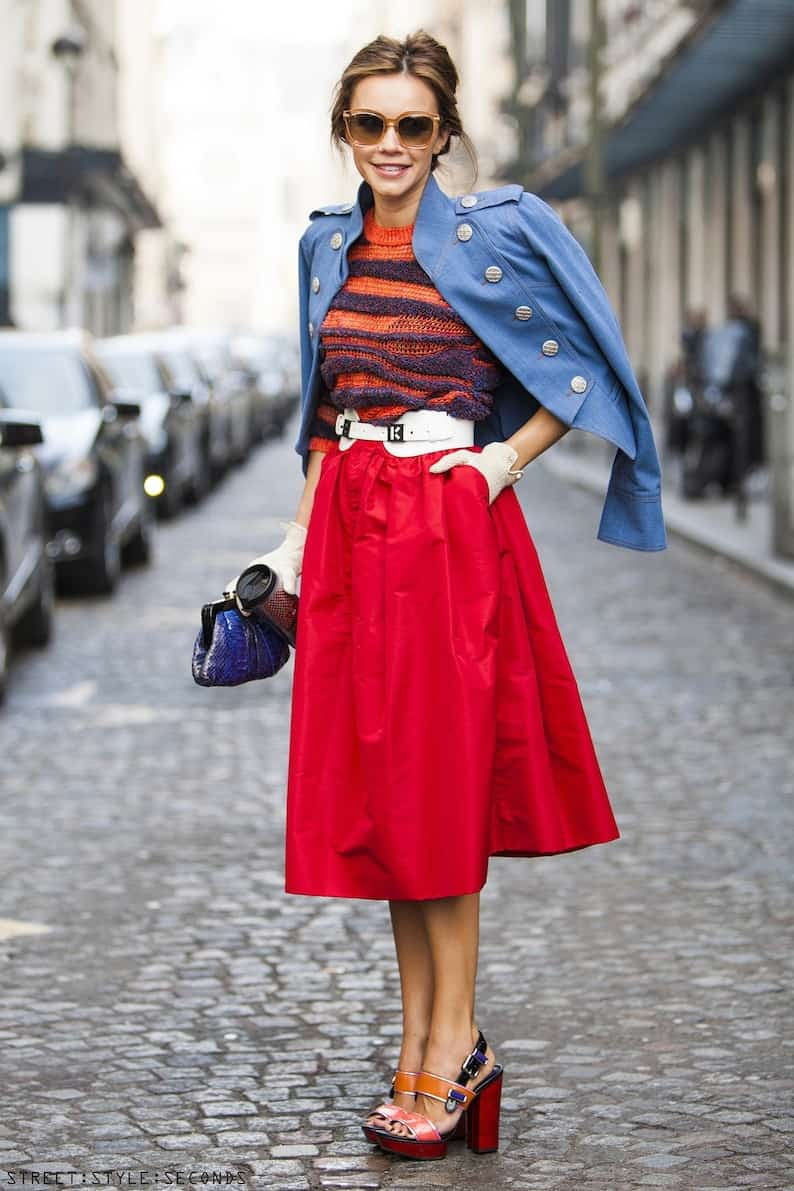the skirts of 2014 spring � the fashion tag blog