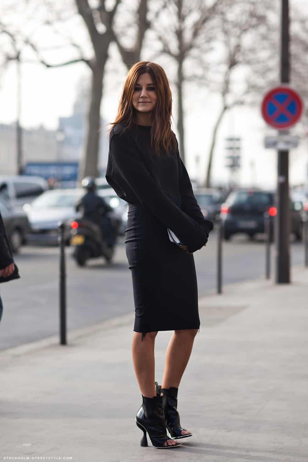 Christine Centenerapencil skirt