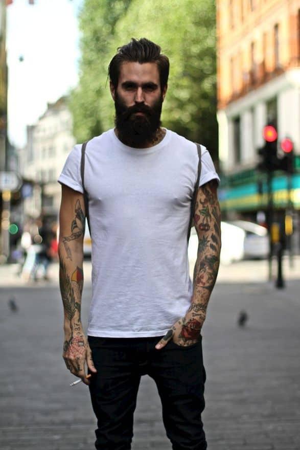 Fantastic Do All Women Like Men With Beards Fashion Tag Blog Short Hairstyles Gunalazisus