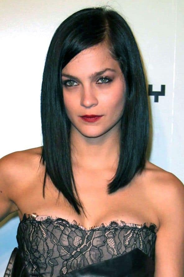 Tremendous Hairstyles Talk The Lob Vs The Extra Long Hair Hairstyles For Women Draintrainus