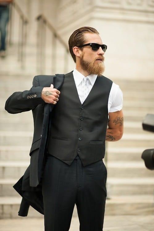 Fine Do All Women Like Men With Beards Fashion Tag Blog Short Hairstyles Gunalazisus
