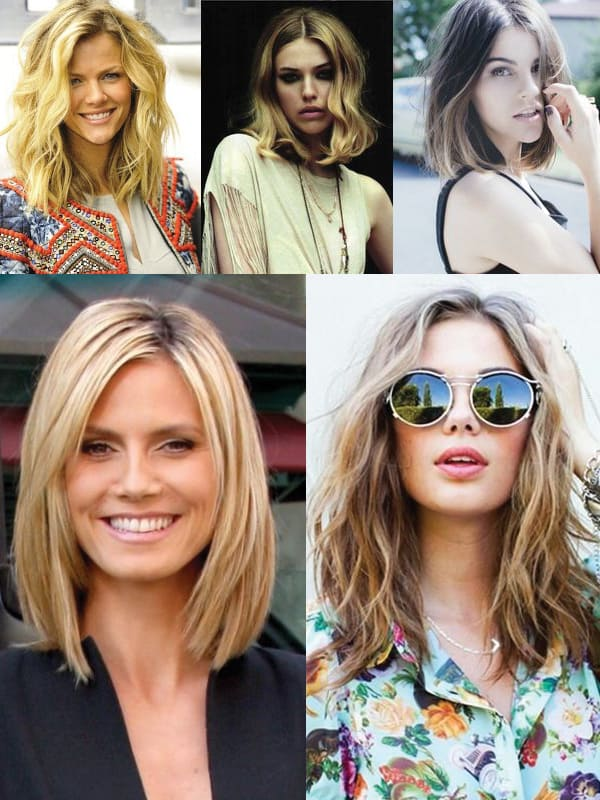 10 Trendy Choppy Lob Haircuts for Women Best Medium Hair