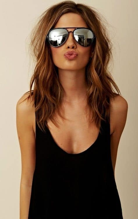Wondrous Hairstyles Talk The Lob Vs The Extra Long Hair Hairstyle Inspiration Daily Dogsangcom