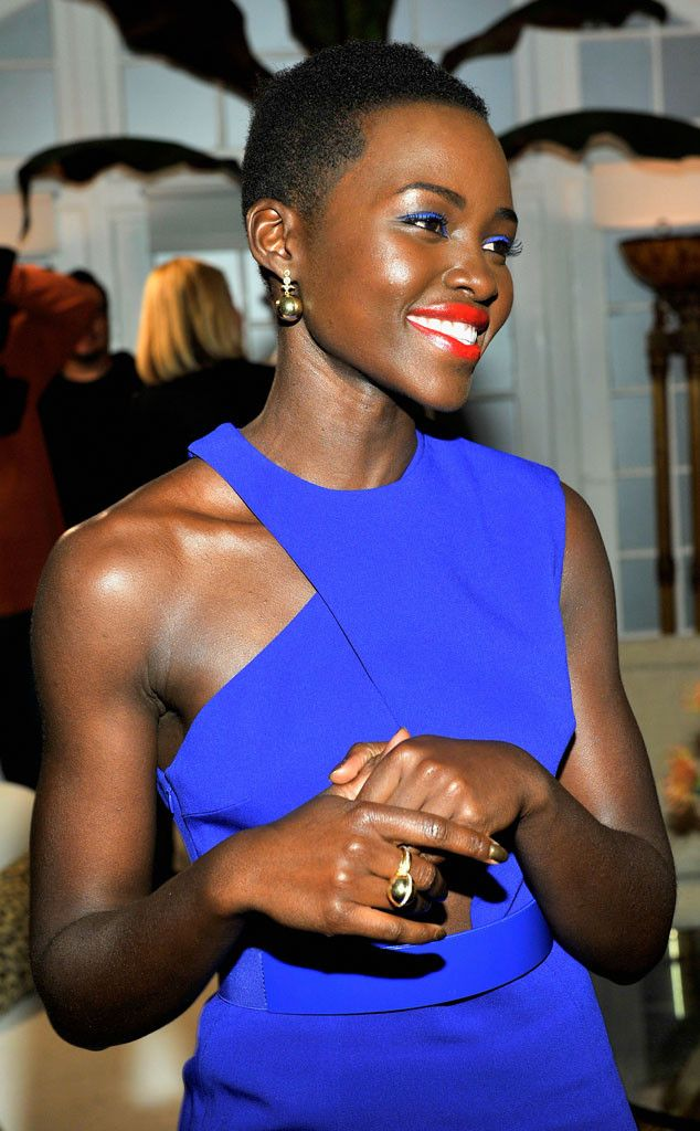 lupita nyongo orange lips 2 In The Land Of ORANGE LIPS