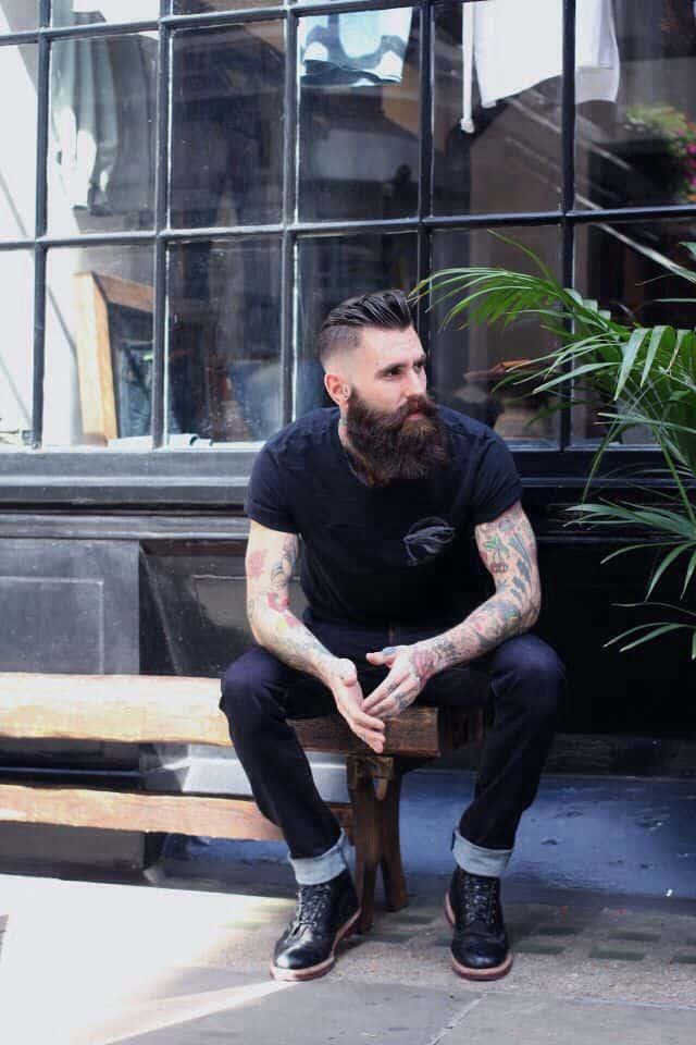 Strange Do All Women Like Men With Beards Fashion Tag Blog Short Hairstyles Gunalazisus