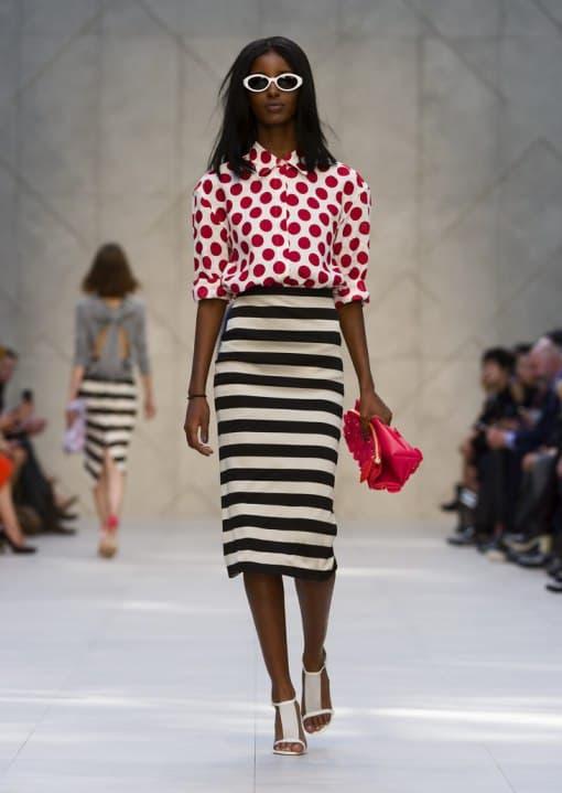 Burberry Prorsum Womenswear Spring Summer 2014 Collection
