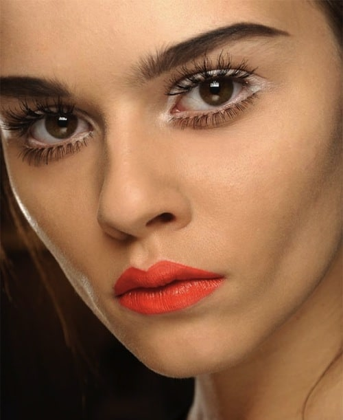orange lips trend In The Land Of ORANGE LIPS
