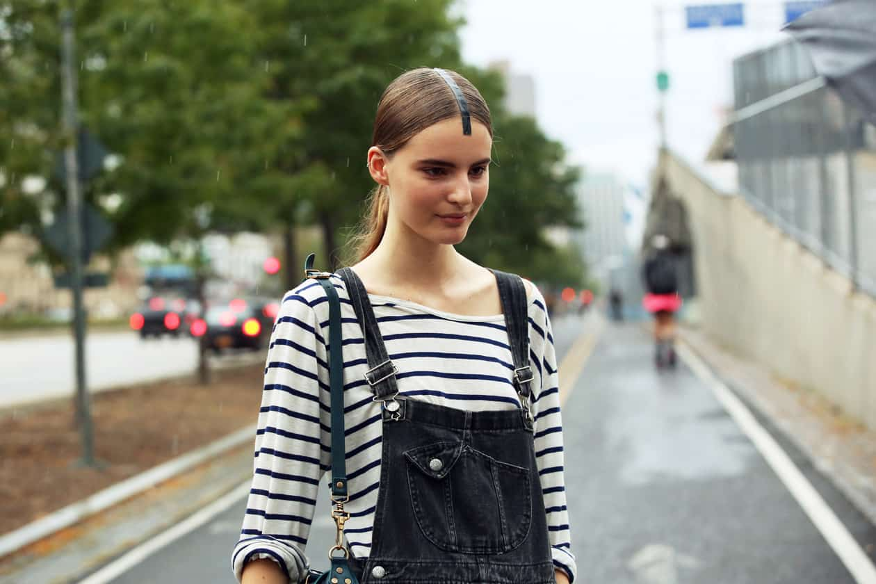 street stye stripped top 4 The Thing About STRIPES & TOPS!