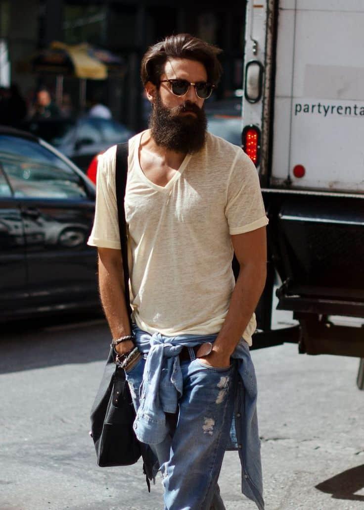 Terrific Do All Women Like Men With Beards Fashion Tag Blog Hairstyles For Women Draintrainus