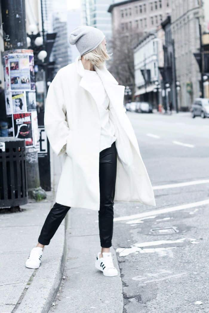 the white sneaker invasion yes or no the fashion tag blog