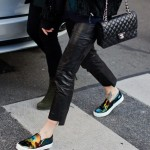 slip ons sneakers street style 3 150x150 Cuffed Jeans Or How To Look Effortlessly Chic?