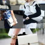 white bags fashion trend 150x150 9 Trends To Wear In 2014 Spring!