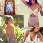 One-Piece Swimsuits: The BIKINI Style Of 2014 Summer