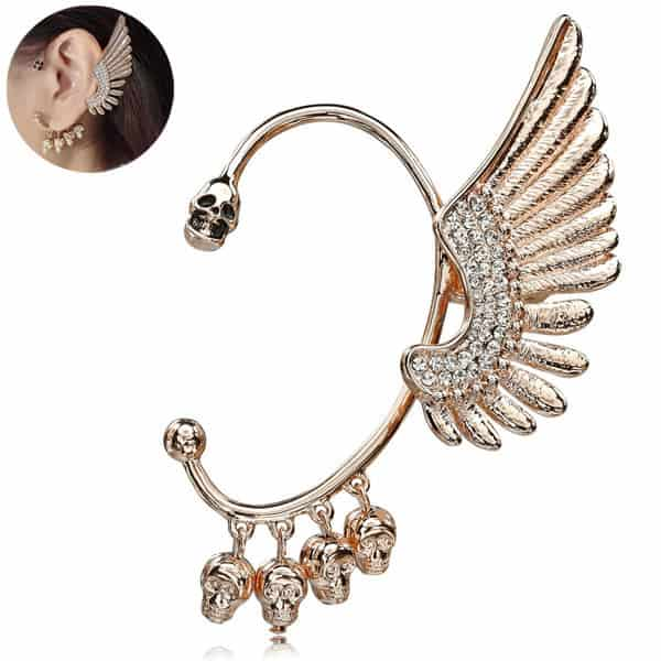The New Bling Ear Cuffs Would You Wear Them Or Not