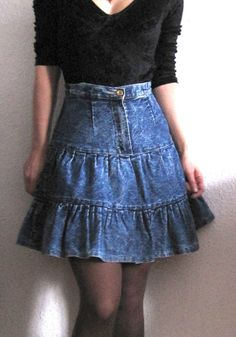 80s-denim-skirt