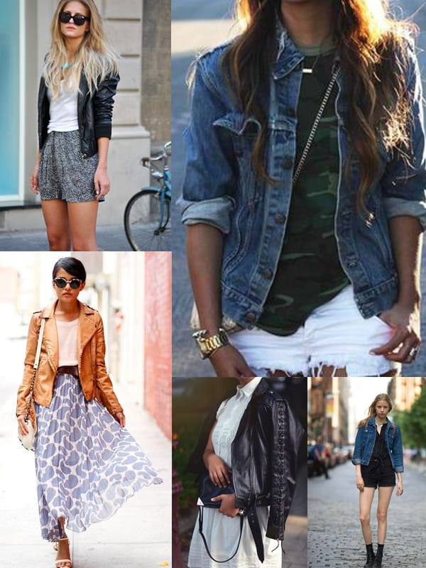 Fo leather jackets