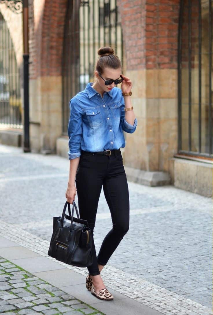 denim-shirt-office-looks (4)