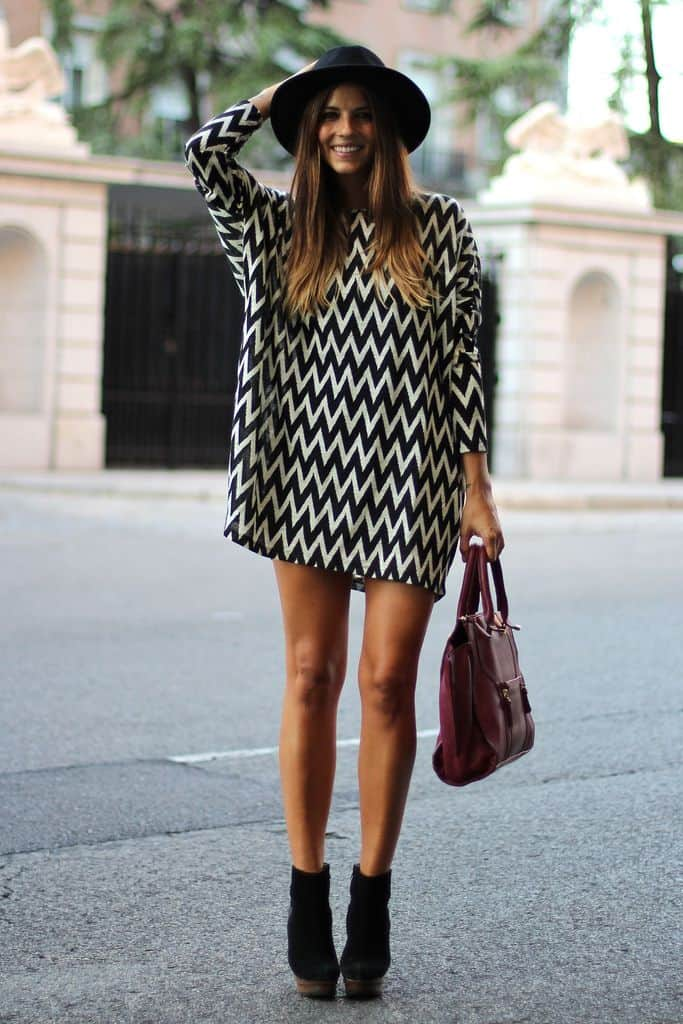 Sweater Dresses For The Fall 2014 fall trends sweater dress