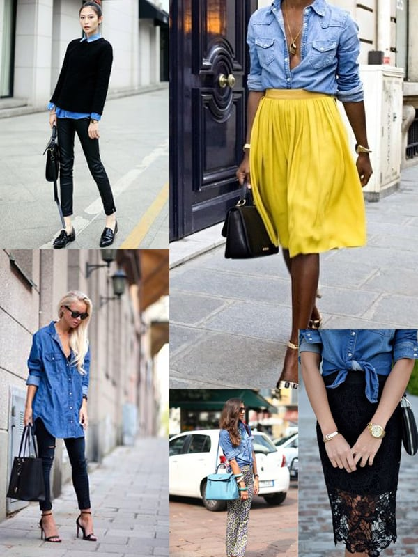girls-denim-shirt-looks