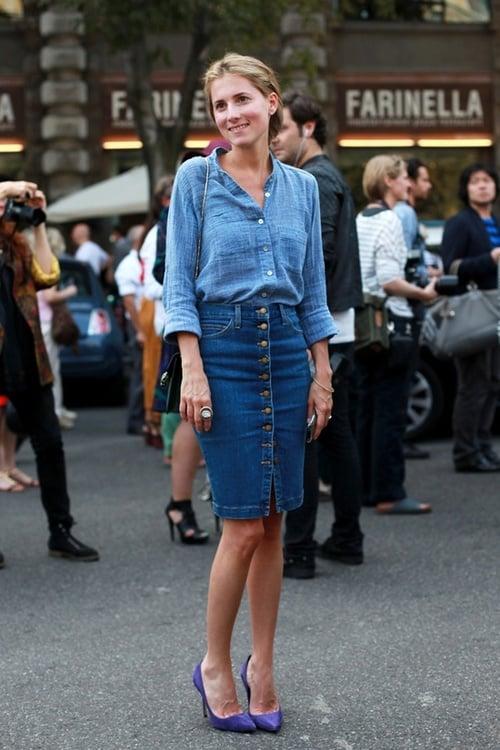 street-style-denim-skirt (4)
