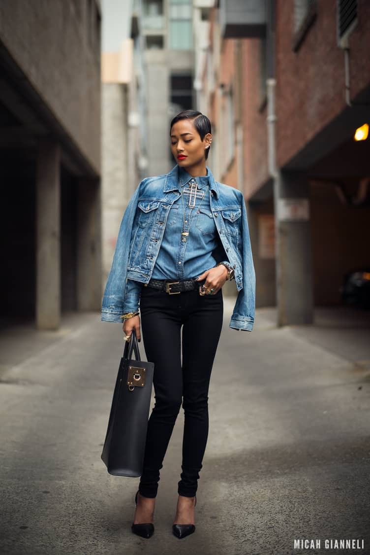 The Jackets Battle Denim Vs Leather The Fashion Tag Blog