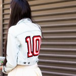street style summer denim jackets 6 150x150 SWEATERS Styles For Fall. One Trend OR All Is In?