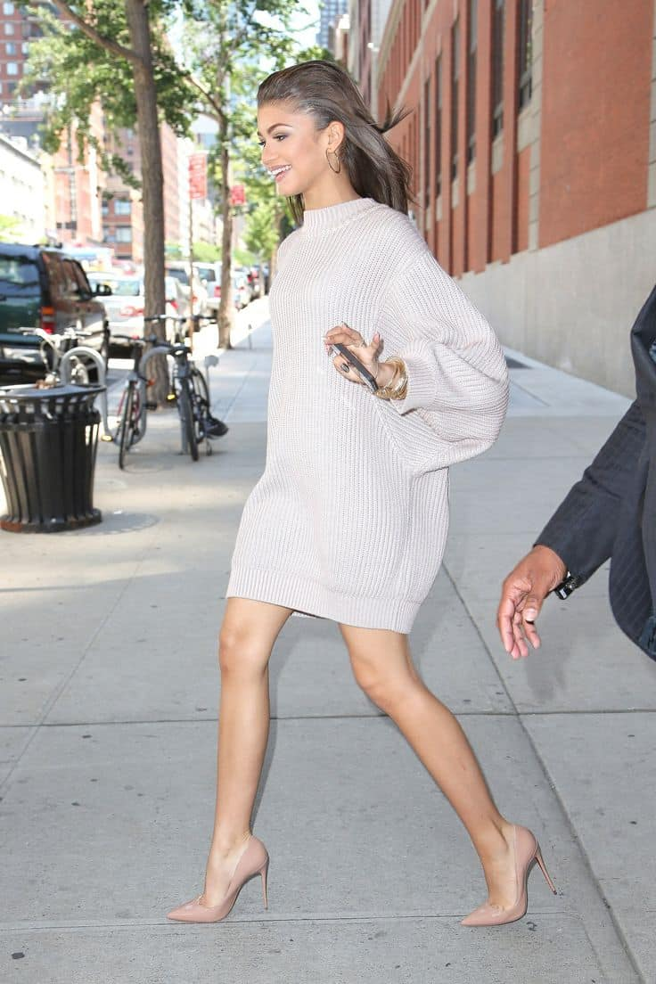 Fall 2014 Trend The Sweater Dress The Fashion Tag Blog