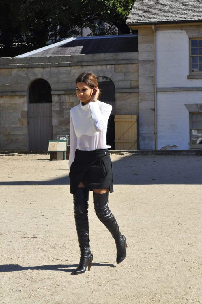 Goodbye Pants Hello Thigh High BOOTS!? | Fashion Tag Blog
