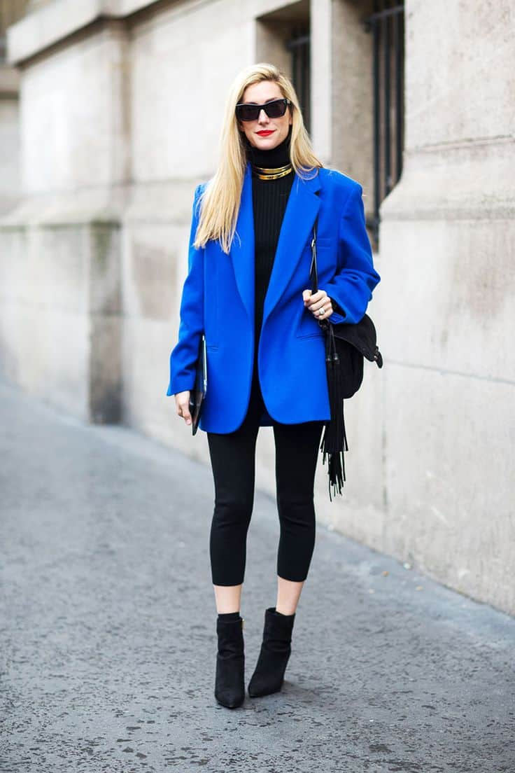 The Oversized Blazer Is There A Right Way To Wear It The Fashion Tag Blog