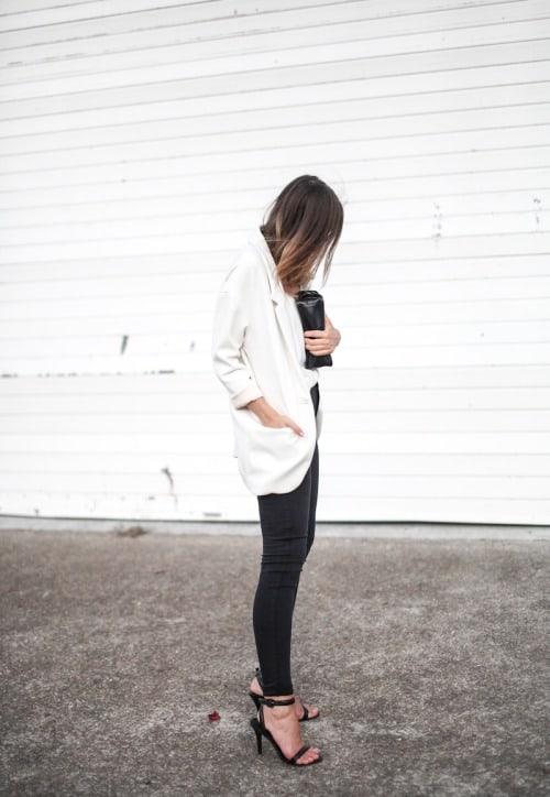 Boyfriend Blazer Style Trend 2 The Fashion Tag Blog