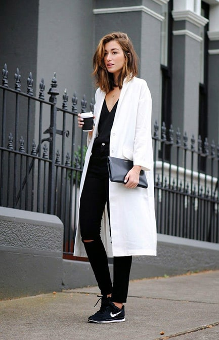 The WHITE Coat: YES Or NO? | Fashion Tag Blog