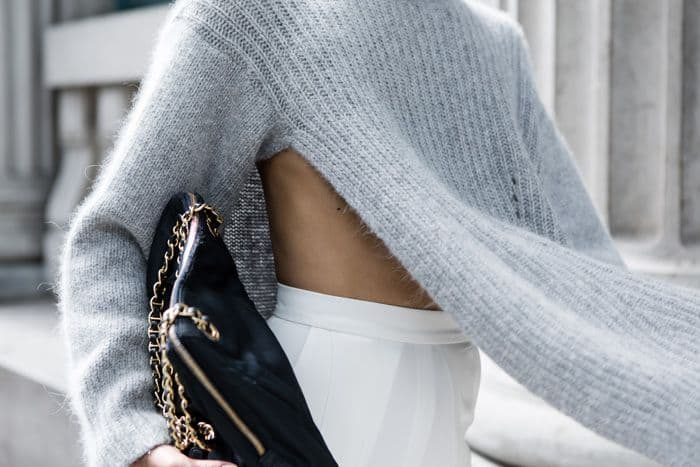 Lovely Is GREY The New Black This Fall? Great Pictures