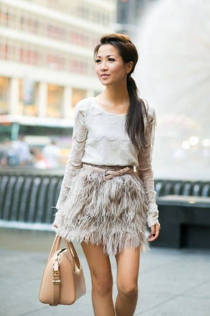 feathers-skirt-autumn-trend-2014 (2)