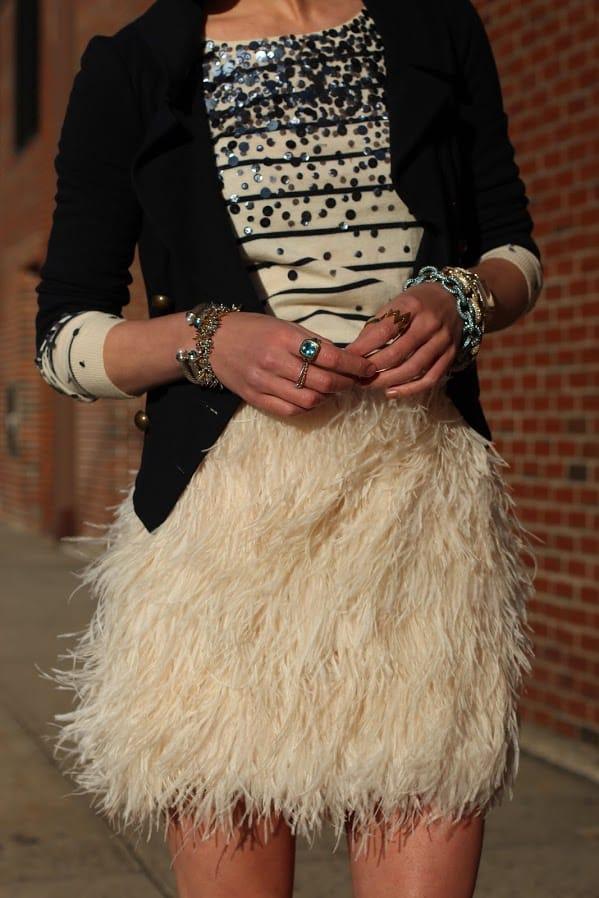 feathers-skirt-autumn-trend-2014 (7)