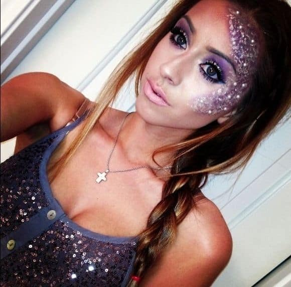 4 Easy To Do HALLOWEEN Costumes  The Fashion Tag Blog - Cute Makeup Ideas Easy