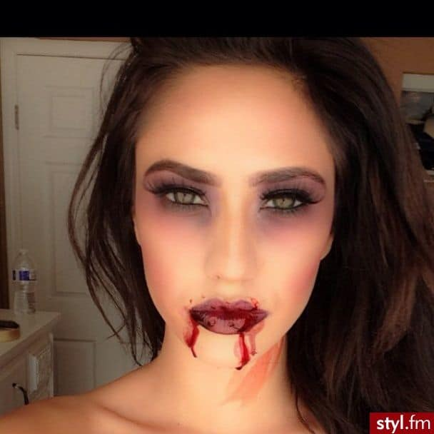 halloween vampire makeup ideas 2014