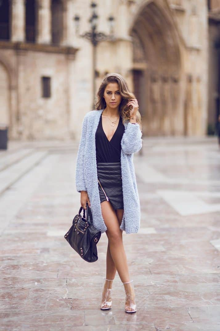 2014 Autumn Trend Long Cardigans The Fashion Tag Blog
