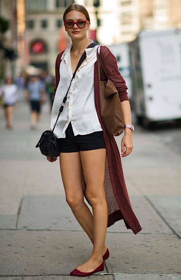 2014 Autumn Trend LONG Cardigans u2013 The Fashion Tag Blog