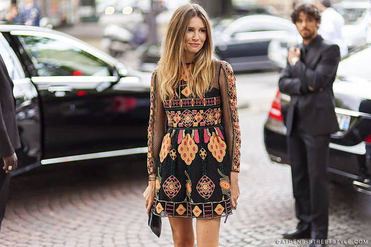 What Dresses To Wear In Autumn The Fashion Tag Blog