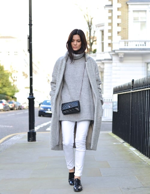Street Style Grey Outfits 17 The Fashion Tag Blog