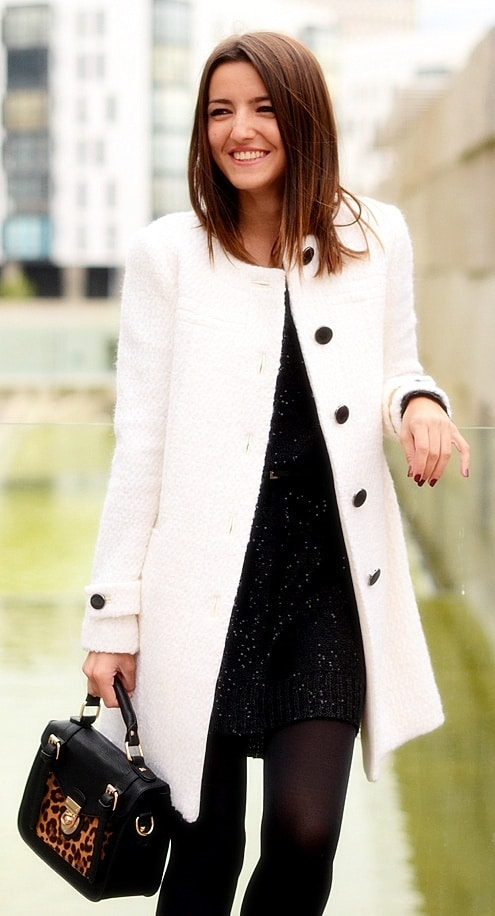 White Coat Outfit
