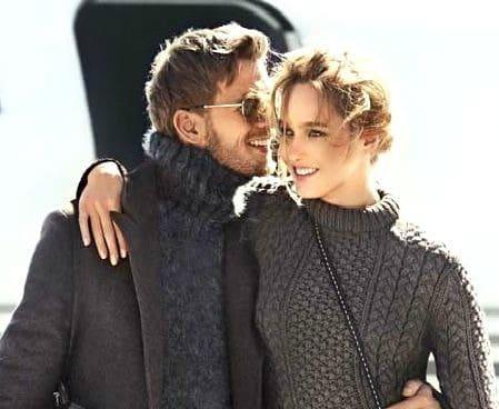 Major Autumn Trend For Girls Boys Turtlenecks The Fashion Tag Blog