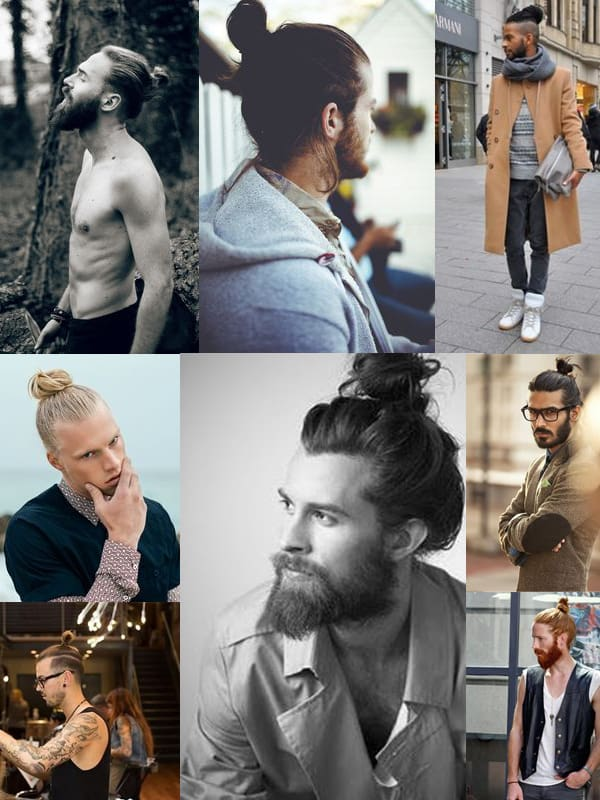 men-buns-looks
