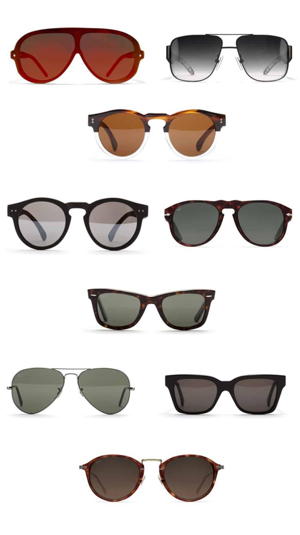 ditto designer sunglasses fashion tag