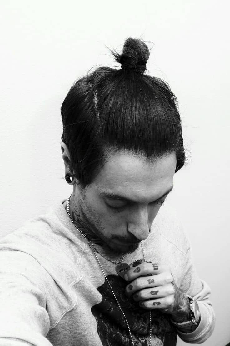 Are All Men Growing Their Hair To Get Some Buns